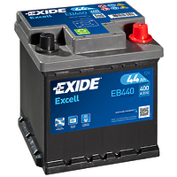 Exide Excell EB440 44Ah