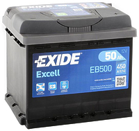 Exide Excell EB500 50Ah