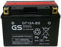 GS GT12A-BS AGM 10Ah