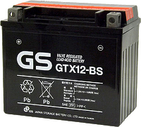 GS GTX12-BS AGM 10Ah