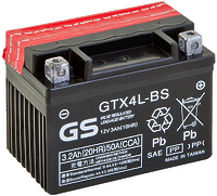 GS GTX4L-BS AGM 3Ah