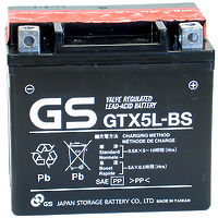 GS GTX5L-BS AGM 4Ah