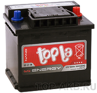 Topla Energy 60Ah 207mm