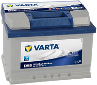Varta Blue Dynamic D59 60Ah низкий